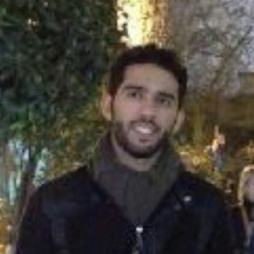 Mohamed Tamimi, 33, Dubai, United Arab Emirates