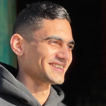 Fouad Ahmed, 29, Alexandria, Egypt