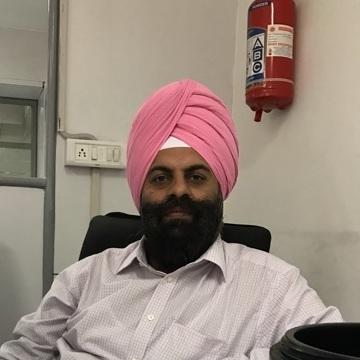 Harry Singh, 44, Ni Dilli, India