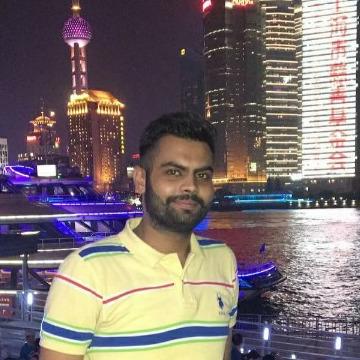 Raghav Periwal, 23, Chandigarh, India