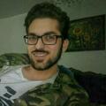 Wisam Alaya, 21, Damascus, Syria