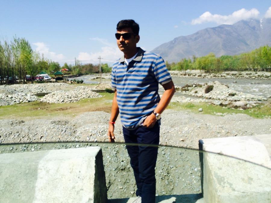 Deepak , 44, Kolhapur, India