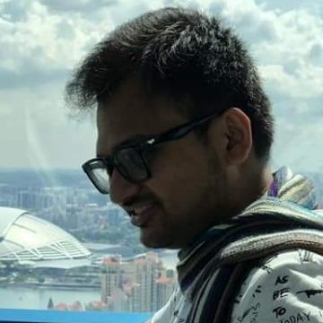 viral shah, 29, Dubai, United Arab Emirates