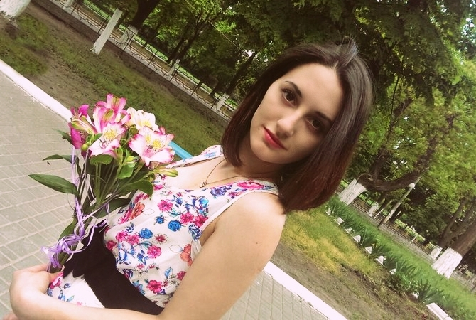 Alla Orlova, 25, Odesa, Ukraine