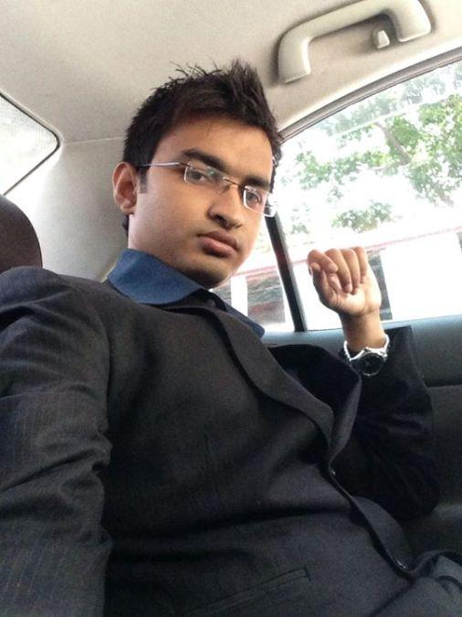 Ahmed Nitul, 31, Dhaka, Bangladesh
