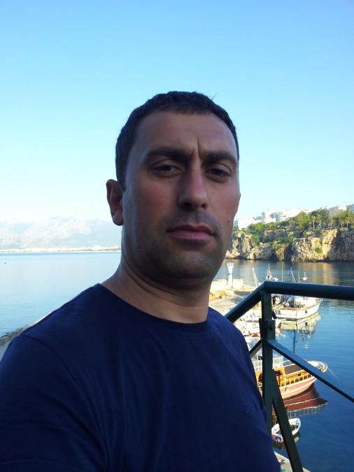 Serdar Cirit, 42, Istanbul, Turkey