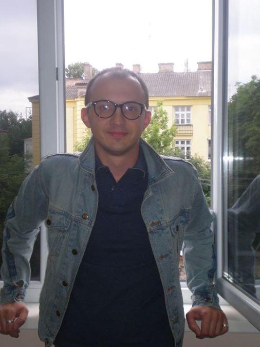 Andriy Shushkin, 45, Lutsk, Ukraine