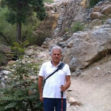 Parviz Shams, 55, Iranshahr, Iran