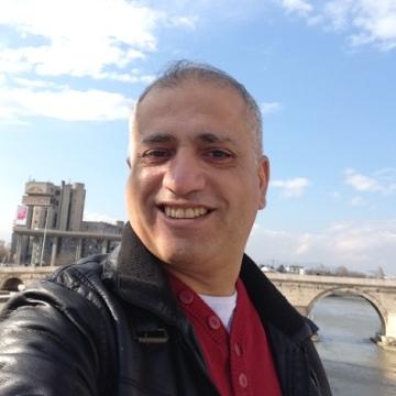 emin, 49, Skopje, Macedonia