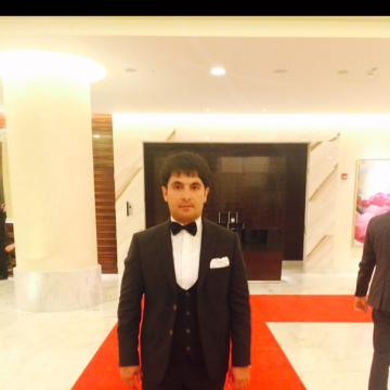 Qalib, 31, Baku, Azerbaijan