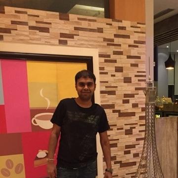 Bhavik, 35, Mumbai, India