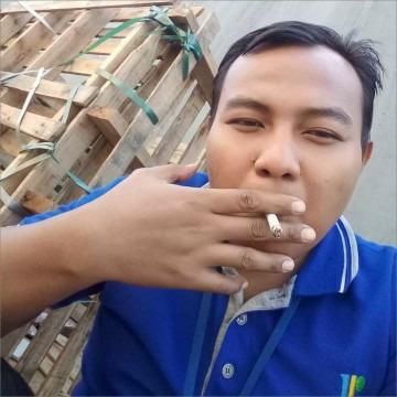 Yono, 27, Jakarta, Indonesia