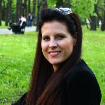 Lena Matsulevich, 35, Minsk, Belarus