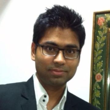 Bilal Ahmed Qureshi, 34, Dubai, United Arab Emirates