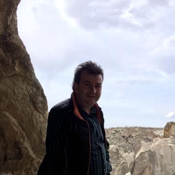 Tamer Duymaz, 39, Nevsehir, Turkey