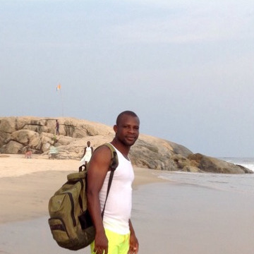 Beda Saint Kone, 31, Daloa, Cote D'Ivoire