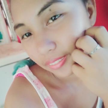 Reyjine Diacor, 20, Tagbilaran City, Philippines