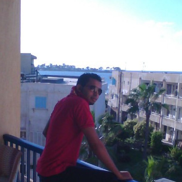 Mohammad Saad, 31, Madinat Sittah Uktubar, Egypt
