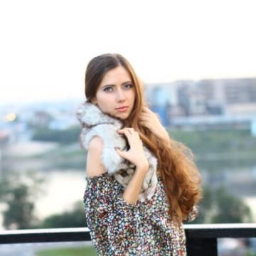 Irina, 27, Moscow, Russian Federation