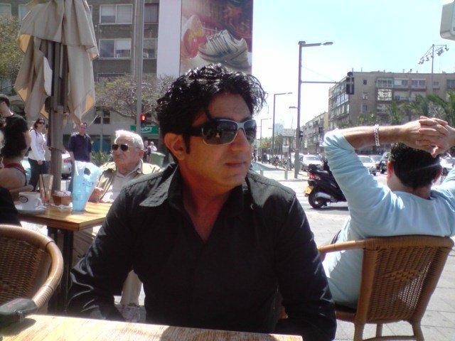 Nathan Motergam, 39, Tel Aviv, Israel