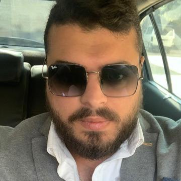 Ali, 26, Cairo, Egypt