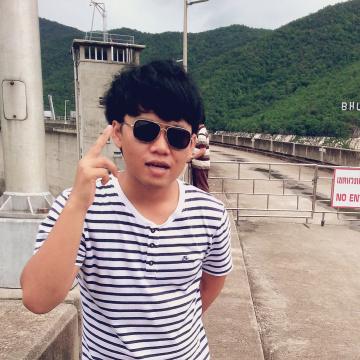 Kaidthisak Thipmee, 24, Thai Mueang, Thailand