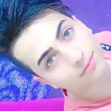 Abbose, 22, Baghdad, Iraq
