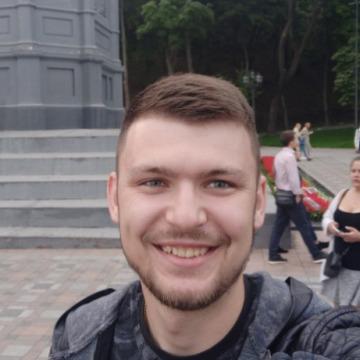 Володимир Лаврик, 24, Poltava, Ukraine