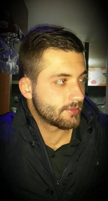 Tolga Demir, 30, Istanbul, Turkey