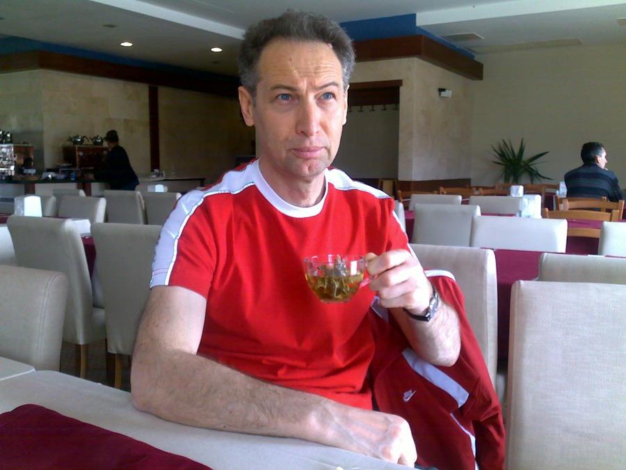 alp karaca, 51, Ankara, Turkey