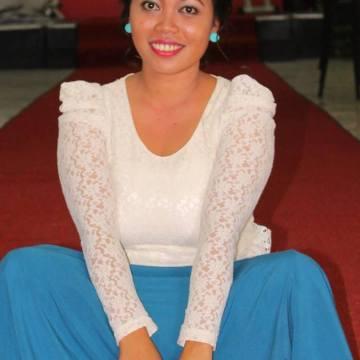 Marie Dinglasa-Bestudio, 26, Butuan City, Philippines