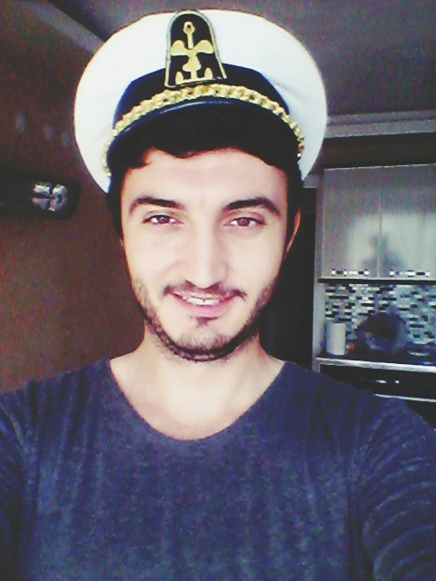 halit, 29, Izmir, Turkey