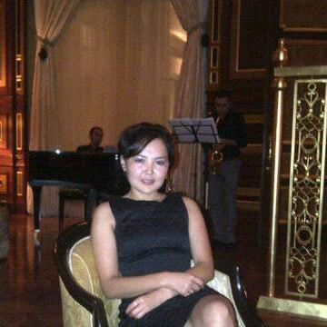 Elmira Kalykova, 37, Dubai, United Arab Emirates