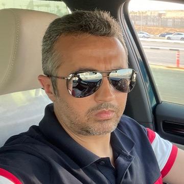 Khaled Gamal, 44, Cairo, Egypt