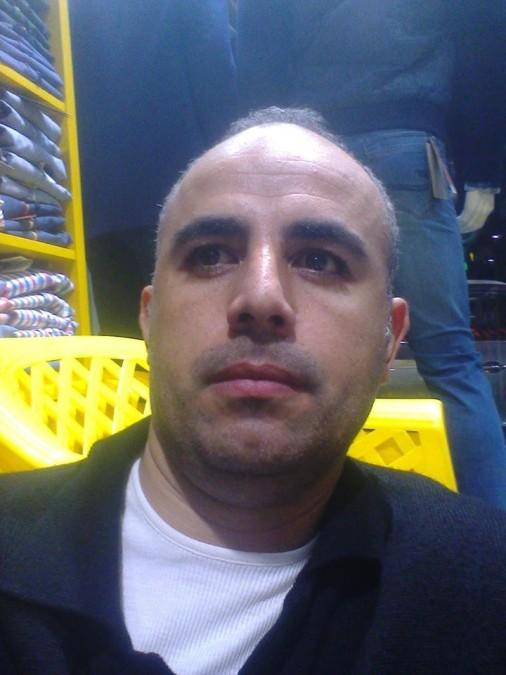Mohamed El-said, 41, Port Said, Egypt