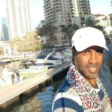 Ahmed, 45, Dubai, United Arab Emirates