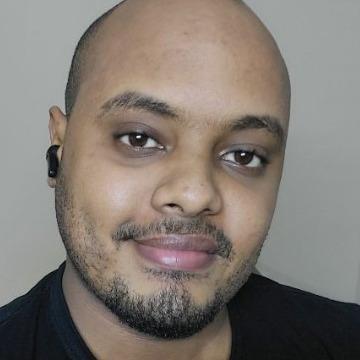 Ahmed Elmontasir, 29, Ras Al-Khaimah, United Arab Emirates