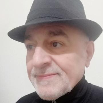 Hussein Messleh, 61, Amman, Jordan