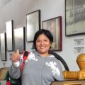 Mercedes Aroni Arostegui, 34, Lima, Peru