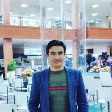 Ilhomjon Imomaliyev, 29, Namangan, Uzbekistan