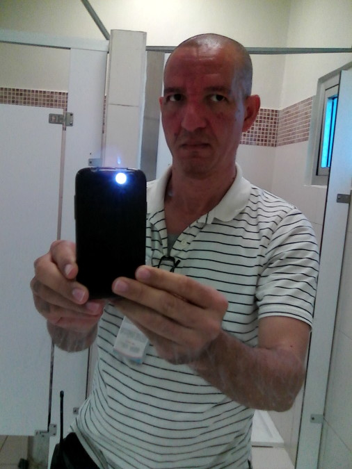 Orlando Cordero, 54, Santo Domingo, Dominican Republic