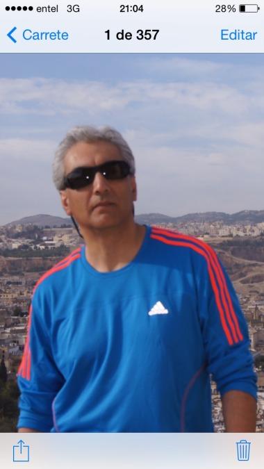 Carlos, 55, Santiago, Chile