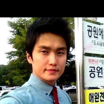 Jin Gwan Joung, 35, Seoul, South Korea