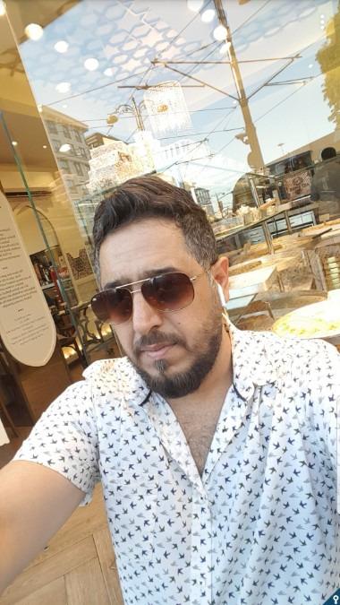 hussain, 38, Jeddah, Saudi Arabia