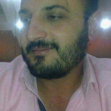 Abdullah Özmen, 35, Antalya, Turkey