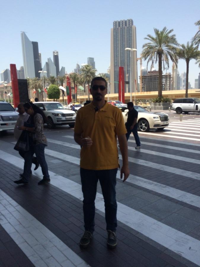 Rami, 35, Jeddah, Saudi Arabia