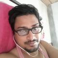 Arunava Dutta, 34, Calcutta, India