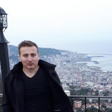 Mücahit Aydın, 30, Kars, Turkey