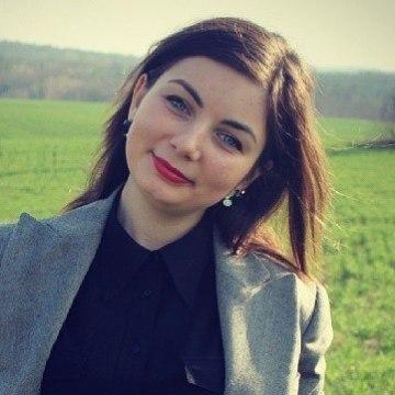 Kat Mandziuk, 23, Kiev, Ukraine