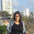 Andrea Rodriguez, 33, Miraflores, Peru